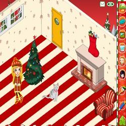 Juegos de decorar para ni os y para ni as - Juegos de adornar casas de navidad ...