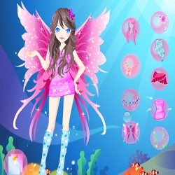 Blue Lake Fairy Dress Up