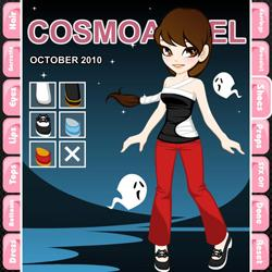 Cosmo angel October GIRL