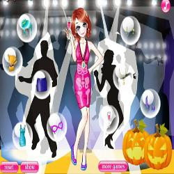 Halloween Party Dress Up