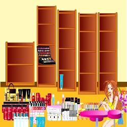 Make Up Store Makeover
