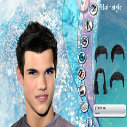 New look taylor lautner