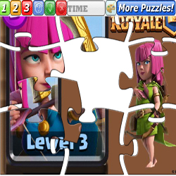Puzzle Archers Clash Royale