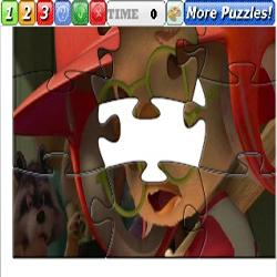 Puzzle Chicken Little 1