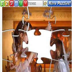 Puzzle Christmas Angels 2