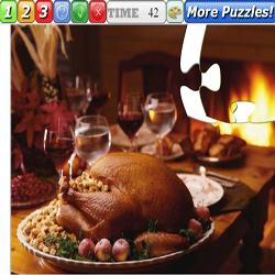 Puzzle Christmas Food 3