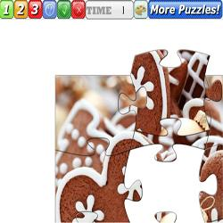 Puzzle Christmas treats 1