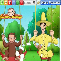 Puzzle Curious George
