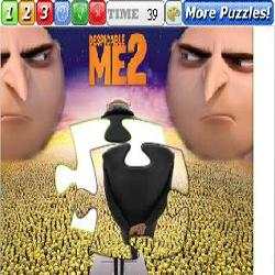 Puzzle Despicable Me2 Gru 2