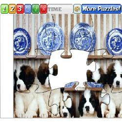 Puzzle Dogs 1