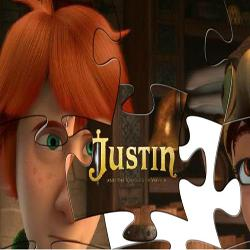 Puzzle Justin and the Knights of Valour