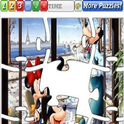 Puzzle Mickey Mouse 2
