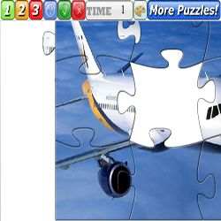 Puzzle Monarch Airlines British airline