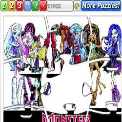 Puzzle Monster High 1