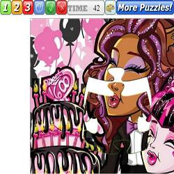 Puzzle Monster High 3