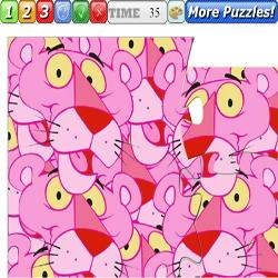 Puzzle Pink Panther