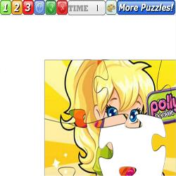 Puzzle Polly Pocket