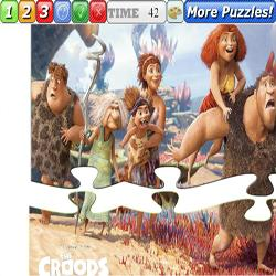 Puzzle The Croods