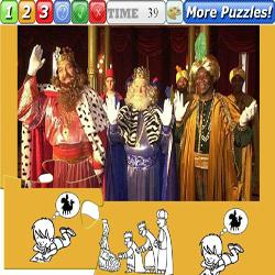Puzzle Three Kings 3