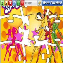 Puzzle Totally Spies