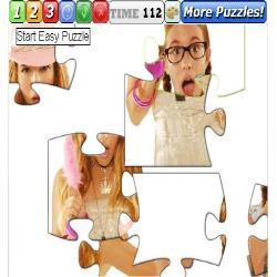 Puzzle Ugly Duckling Patiti feo 2