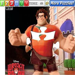 Puzzle Wreck It Ralph