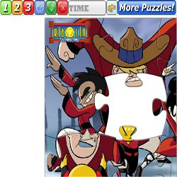 Puzzle Xiaolin