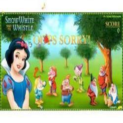 Snow White Whistle