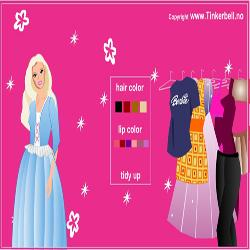 barbie dress up