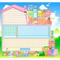 barbie house