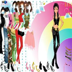 club party dressup