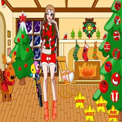 funny christmas dress up