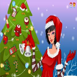 game miss xmas dress up 2