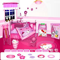 hello kitty room 002