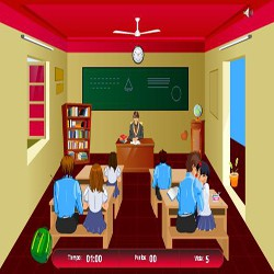 kissing class room