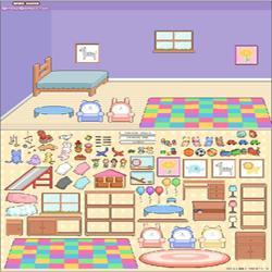 Juegos de decorar para ni os y para ni as pagina 2 for Bedroom generator