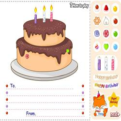 make birthday cake