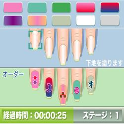 nail fashion manicure
