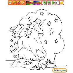 oncoloring mythological beings 1