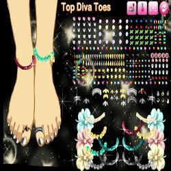 top diva toes